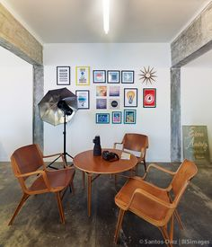 CASTROFERRO ARQUITECTOS Blog, Spaces, Architects, Studio, Blogging