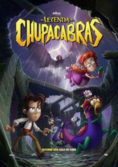 Ver pelicula La leyenda del chupacabras Online