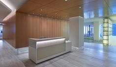 FLOATING WALL, FLOATING COLUMN, ONYX   Rottet Studio - Projects - Asset Management Company: New York, NY