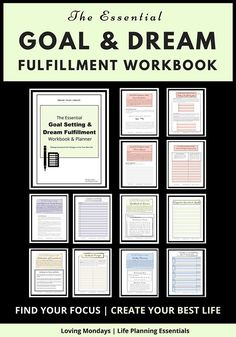 A unique goal setting and dream fulfillment system to help you find clarity, focus and re-energize your life. Goals Planner, Happy Planner, How To Move Forward, Moving Forward, The Embrace, Life Plan, Future Goals, Planner Organization, Life Purpose