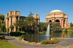 palace of fine arts san francisco - Google Search