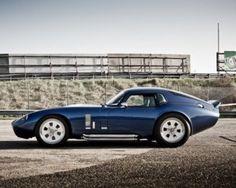 Daytona coupe Caroll Shelby LeMans