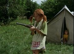 pippi will shoot a mothafucka Art Pass, Pippi Longstocking, Swedish Girls, Vintage Photographs, Pepsi, Childhood Memories, My Hero, Tatoos, Cinema