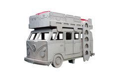 VW Camper Van Bunk bed by Fun Furniture Collection