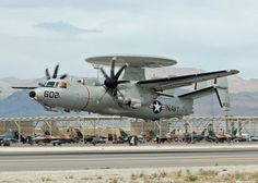Grumman E-2 Hawkeye aircraft radar Military US Navy