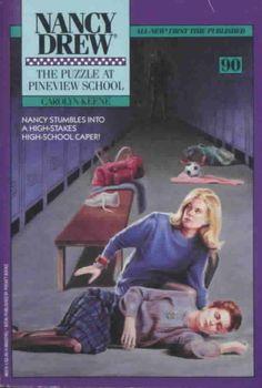 nancy drew books | Nancy Drew Paperback Editions