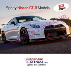 Hurry up …. :) Get the Nissan GT-R for sale from Japan !! More Info: http://www.japanesecartrade.com/mobi/cars/nissan/gt-r #Nissan #GT-R #JapanUsedCars