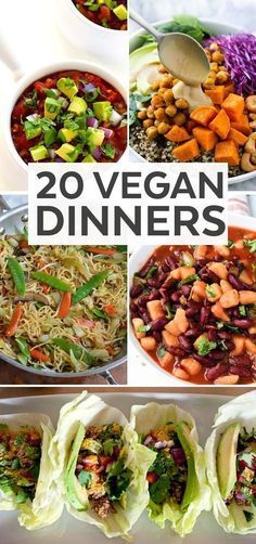 Vegan Recipes Healthy - Plant Based Recipes - Vegan Recipes Easy - Plant Based Diet Recipes - Vegan Food - Vegan Dinner Recipes - Vegetarian meals