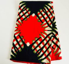 Chairs-------African Fabric by the yard /African textiles /Ethnic fabric / African Clothing supplies/ Red, Olive Green African American Fashion, African Inspired Fashion, African Print Fashion, African Fashion Dresses, African Prints, African Patterns, Ankara Fashion, Africa Fashion, African Textiles