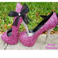 I hate wearing high heels but these are soo cute!