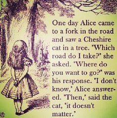 Cheshire cat ~Alice