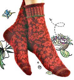 Knit socks for all seasons