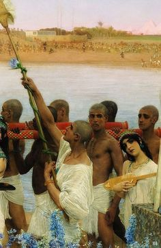 6 - Alma Tadema (detail) - 1904