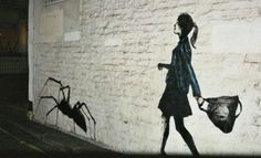 awesome street art 15 Some of the best art in the world is on the streets (30 Photos)