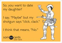 yes maybe no dating daughter