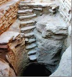 "5,000-year-old Harappan stepwell found in Kutch [India] bigger than Mohenjodaro's.  It ""is three times bigger than the Great Bath at Mohenjo Daro. Located in the eastern reservoir of Dholavira ... the site represents the largest, grandest, and the best furnished ancient reservoir discovered so far in the country.  It's rectangular and 73.4m long, 29.3m wide, and 10m deep."""