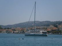 Argostoli,Kefalonia  Sailing Boat