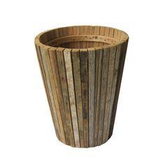 Scrapwood Vase Medium, $75, now featured on Fab.