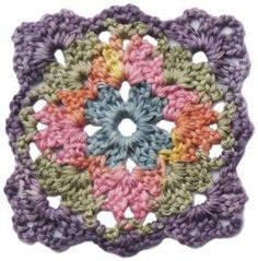 crochet irish rose granny square | Irish Crochet Rose Motif Free Pattern – Squidoo : Welcome to Squidoo by ophelia franks