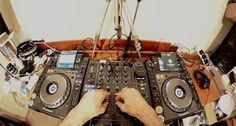 5 Simple Steps Towards Making Time For DJing Dj Setup, Make Time, How To Make, Dj Gear, Dj Booth, Sounds Like, How Are You Feeling, Turntable, Simple