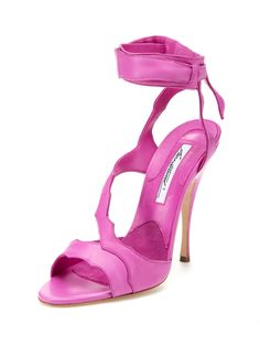 Temptation Sandal from Style It: Neutral Basics & Bold Shoes on Gilt...so different!