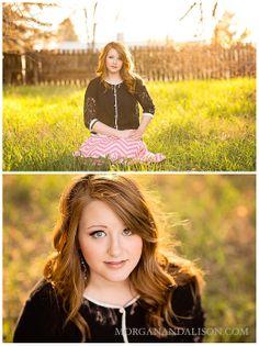 Beautiful Senior Girl Poses // Vernal, Utah // Uintah Basin // Utah Photographers