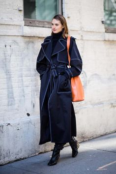 The best in street style from New York City.