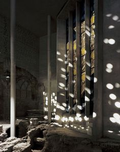 Saint Kolumba Art Museum, Peter Zumthor, Photo by Helene Binet