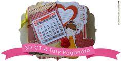 Scrappiness Designs Creative Team ♥ Taty Paganoto