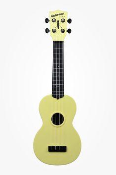 Pale Yellow Matte Soprano – Kala Brand Music Co.