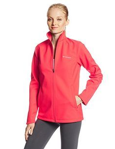 d05277c30ec Columbia Womens Kruser Ridge Softshell Red Hibiscus Small     Want  additional info  Click on the image. (This is an affili…