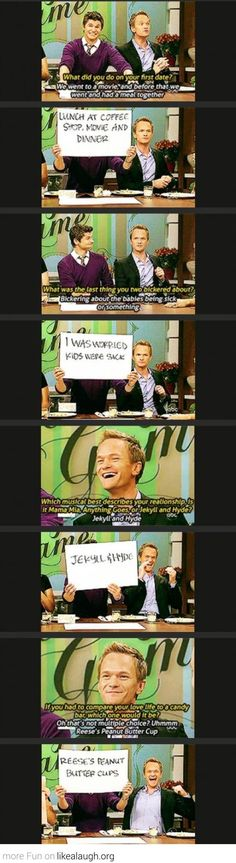 Neil Patrick Harris and David Burtka were made for each other