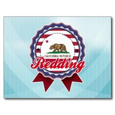 Redding, CA Postcards