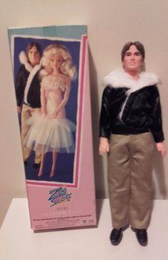 Vintage Avon Scott Fashion doll in box | eBay