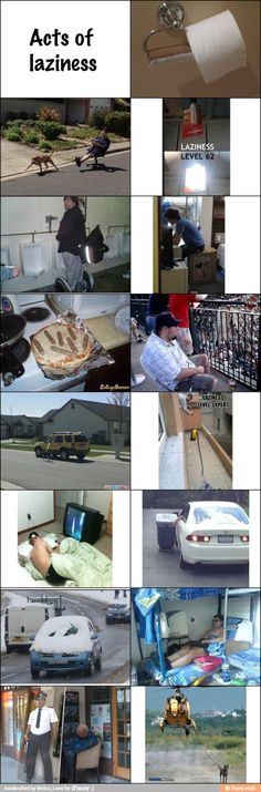 Acts of laziness / iFunny :) Best Funny Pictures, Cool Pictures, Funny Texts, Funny Gifs, Best Memes, Videos, I Laughed, Lazy, Fun Facts