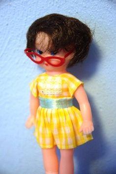 Little Librarian Doll
