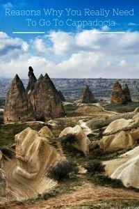 Why You Really Need to go to Cappadocia, Turkey