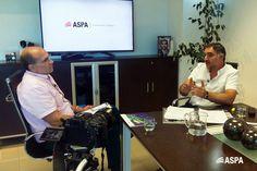 """El Cr. Omar Pirrello, Socio Gte de Aspa Desarrollos Patagonia, participa nuevamente del último programa del año de """"Impacto Económico"""" que conduce Daniel Alberto Darrieux . En la entrevista comparte su visión del 2015 y perspectivas para el 2016. Patagonia, Selfie, Perspective, Interview, Selfies"""
