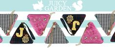 Juicy Graden hot sale item Pyramid Clutch- with 5 style options!!Young and CHIC!!! www.juicygarden.com.hk