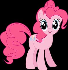 pinkie_pie_smiling_vector_by_pangbot-d4l47jy.png (4265×4439) #pinkypie #picture #mlp