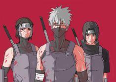 Kakashi Sensei, Itachi Uchiha, Naruto Shippuden, Boruto, Naruto Fan Art, Anime Naruto, Anime Guys, Manga Art, Manga Anime