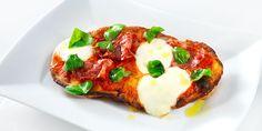 Pizza frittata - hinta kahdelle 8,99 €. #komero