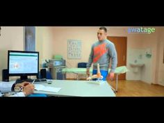 """Медицинский центр ударно-волновой терапии """"AWATAGE"""" - YouTube"""
