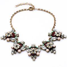 Stacked Stones Necklace – Fanduoduo Jewelry