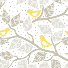 Papel de Parede Autocolante - Pássaros 132029288 » Papel na Parede - Autocolante