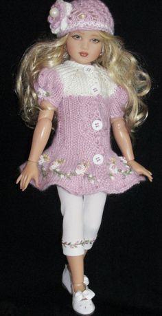 Handmade Doll Clothes Ebay Seller: Kalyinny