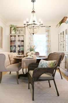 Dining Rooms | Condo decorating | Pinterest | Dining room console ...