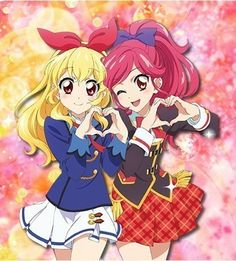 SEIRA AND ICHIGO KAWAII