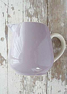 Antique Villeroy & Boch Lavender Pitcher. $20.00, via Etsy.