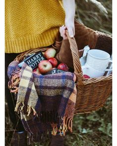 Knitting Patterns Have a picnic in the park this fall. Take your wicker basket, cozy tartan blanket, food and a copy of Harry Potter!Have a picnic in the park this fall. Take your wicker basket, cozy tartan blanket, food and a copy of Harry Potter!